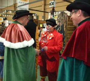 Charly le Clown et la Confrérie des Raisvins - Bonne humeur de rigueur