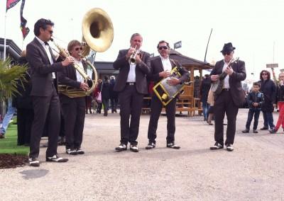 """2014: Le jazz avec """"La Trompette d'occasion"""""""
