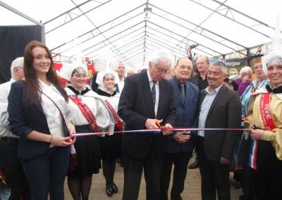 Inauguration Foire Port 2015