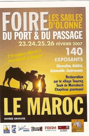 Foire Port 2007