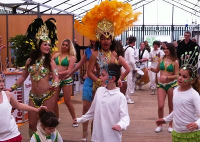 Brasil Sambalinda Show
