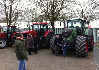 L'exposition agricole