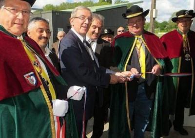 Inauguration de la foire 2014